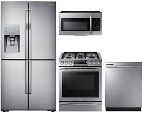 Samsung Appliance SAM4PC30GFSFDCDFISSKIT1