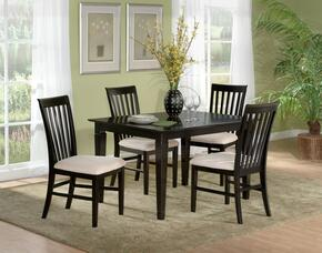 Atlantic Furniture DECO5454BTDTES