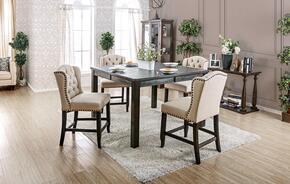 Furniture of America CM3324BKPT54