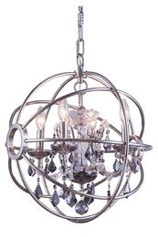 Elegant Lighting 1130D17PNSSRC