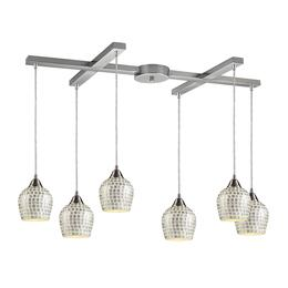 ELK Lighting 5286SLV