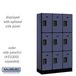 Salsbury Industries 33355BLU