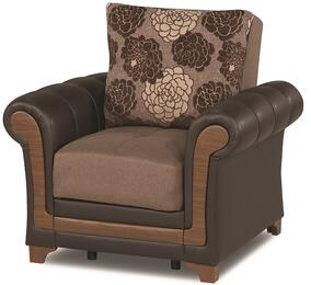 Casamode DREAMDECORCHAIRBROWN05520