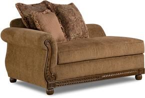 Simmons Upholstery 811508OUTBACKCHOCOLATE