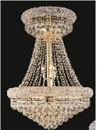 J & P Crystal Lighting SP1800D24G