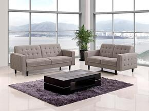 VIG Furniture VGMB1369GRY