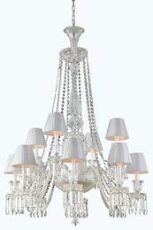 Elegant Lighting 8912D42CEC+SH