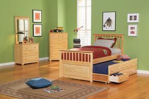 Atlantic Furniture MAT3TNMFL
