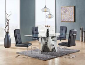 Global Furniture USA D2056DT4D987DC