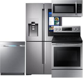 Samsung Appliance SAM4PCFSFDCDSS30EFIKIT1