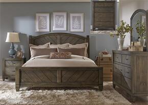 Liberty Furniture 833BRKPSDMCN