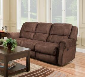 Simmons Upholstery 50868BR53OSBORNCHOCOLATE