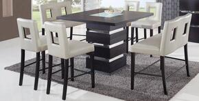 Global Furniture USA DG072BTDG0724BS2BNBEI