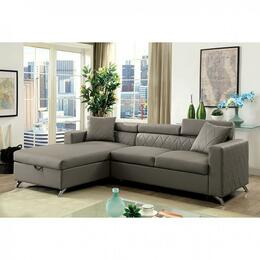 Furniture of America CM6292SECTIONAL