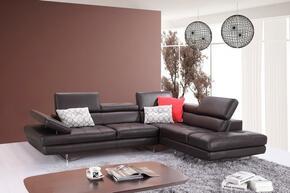 J and M Furniture 1785522RHFC