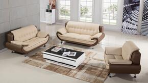 American Eagle Furniture EKB600CRMTPE