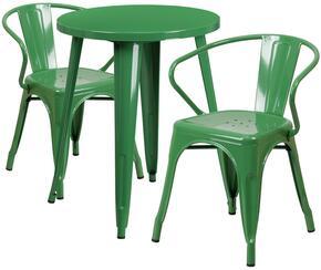 Flash Furniture CH51080TH218ARMGNGG