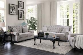 Furniture of America CM6572GYSFSET