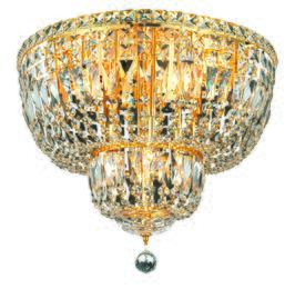 Elegant Lighting 2528F20GRC