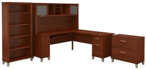 Bush Furniture WC81710K116580