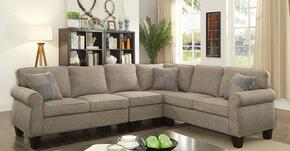Furniture of America CM6329LGSECT