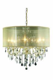Elegant Lighting 2015D26G+SHRC
