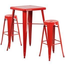 Flash Furniture CH31330B230RDREDGG