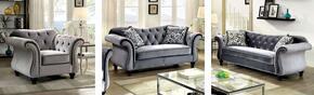 Furniture of America CM6159GYSLC