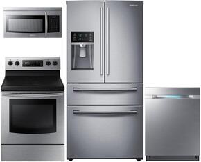 Samsung Appliance SAM4PC30EFSFDFCSSKIT2