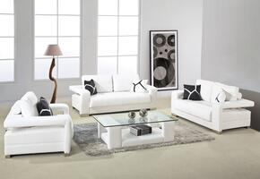 VIG Furniture VGDM2926WBL
