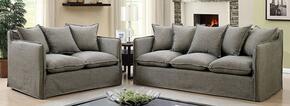 Furniture of America CM6366GYSFLV