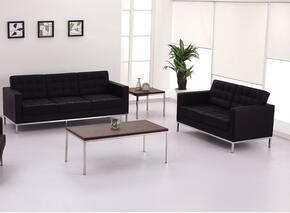 Flash Furniture ZBLACEY8312SLBKGG