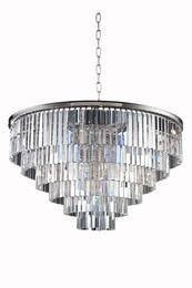 Elegant Lighting 1201D44PNRC