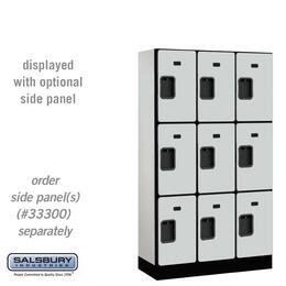Salsbury Industries 33355GRY
