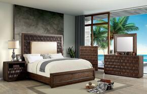 Furniture of America CM7395QBEDDMSC