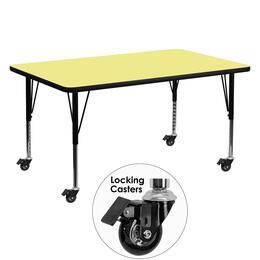 Flash Furniture XUA3060RECYELTPCASGG