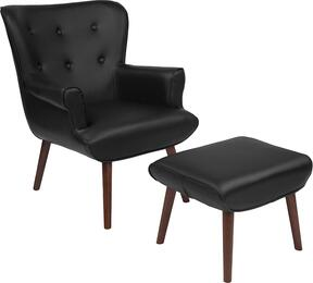 Flash Furniture QYB39COBKLGG