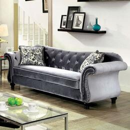 Furniture of America CM6159GYSF