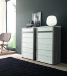 VIG Furniture VGSMSLIMCHEST