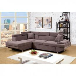 Furniture of America CM6125BRSECTIONAL