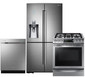 Samsung Appliance SAM3PCFSFDCD30GFISSKIT1