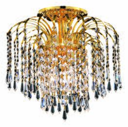 Elegant Lighting 6801F16GEC