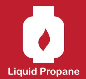 FUEL-LP Liquid Propane Option......
