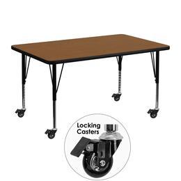 Flash Furniture XUA3048RECOAKHPCASGG