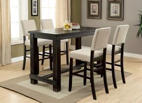 Furniture of America CM3324BKBT4BS