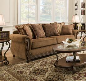 Simmons Upholstery 811503OUTBACKCHOCOLATE