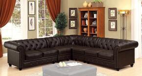 Furniture of America CM6270BRSET2CH