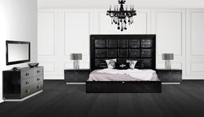 VIG Furniture VGUNVICTORIASETBLK