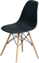 ESF 971CHAIRBLACK
