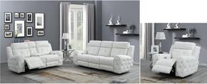 Global Furniture USA U8311PSPLPRW